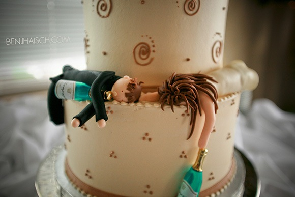 Funny Wedding Cakes Picture