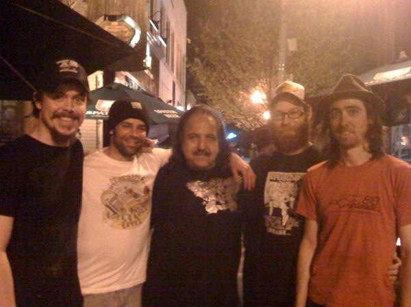 Ron Jeremy At The Brick Store Pub: Atlanta's Most Lascivious Celebrity Sighting 2