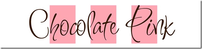 chocolate pink logo