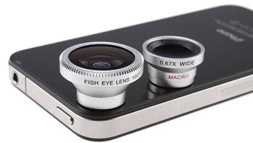 photojojo iphone lens attachments