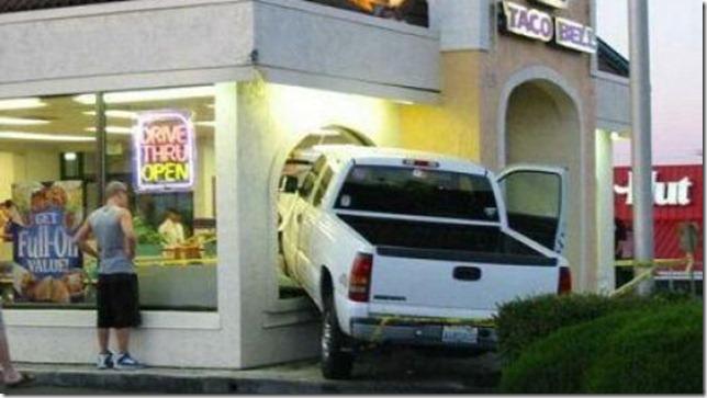 taco bell crash