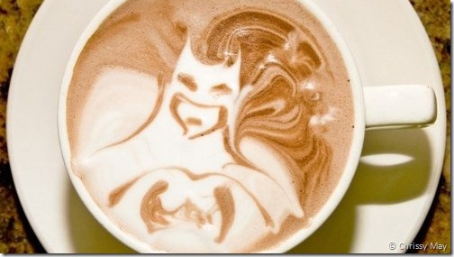 batman coffee picture