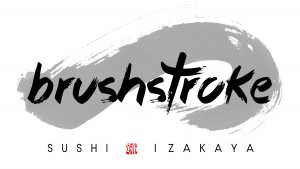Brushstroke Sushi + Izakaya Logo
